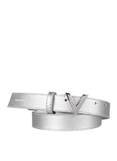 Valentino Mario Valentino Kadın Gümüş Kemer Gümüş